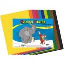 Kreslící kartón barevný 180g/m2