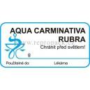 SLE 50x25  aqua carm. rubra  II/2