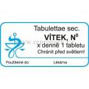 SLE 50x25  tab. sec. Vítek  II/5