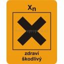 SLE 32x25 zdraví škodlivý  IV/27